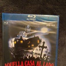 Cine: AQUELLA CASA AL LADO DEL CEMENTERIO BLURAY PRECINTADO. Lote 225751260