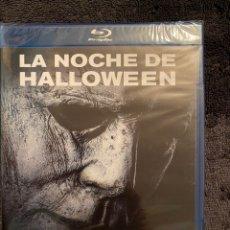 Cine: LA NOCHE DE HALLOWEEN BLURAY PRECINTADO. Lote 225752076