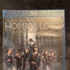Cine: HOMBRE LOBO LA BESTIA ENTRE NOSOTROS BLURAY PRECINTADO. Lote 225752760