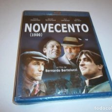 Cine: NOVECENTO (1900) BLU-RAY NUEVO PRECINTADO GERARD DEPARDIEU DONALD SUTHERLAND BURT LANCASTER. Lote 226401012