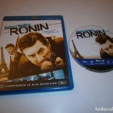 Cine: RONIN BLU-RAY ROBERT DE NIRO. Lote 226401065