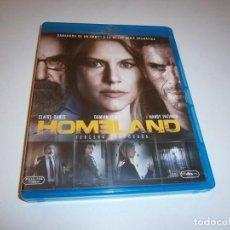 Cine: HOMELAND BLU-RAY TEMPORADA 3. Lote 226401155