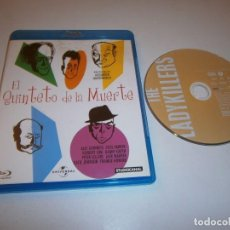 Cine: EL QUINTETO DE LA MUERTE BLU-RAY ALEXANDER MACKENDRICK. Lote 226401177