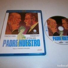 Cine: PADRE NUESTRO BLU-RAY FRANCISCO RABAL FERNANDO REY VICTORIA ABRIL FRANCISCO REGUERO. Lote 226401187