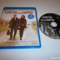 Cine: UN DOCTOR EN LA CAMPIÑA BLU-RAY FRANCOIS CLOZET MARIANNE DENICOURT. Lote 226401270