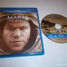 Cine: MARTE (THE MARTIAN) BLU-RAY MATT DAMON. Lote 226401297