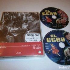 Cine: EL CEBO BLU-RAY EDICION EXCLUSIVA FNAC BR + DVD LIBRETO LADISLAO VAJDA. Lote 226401342