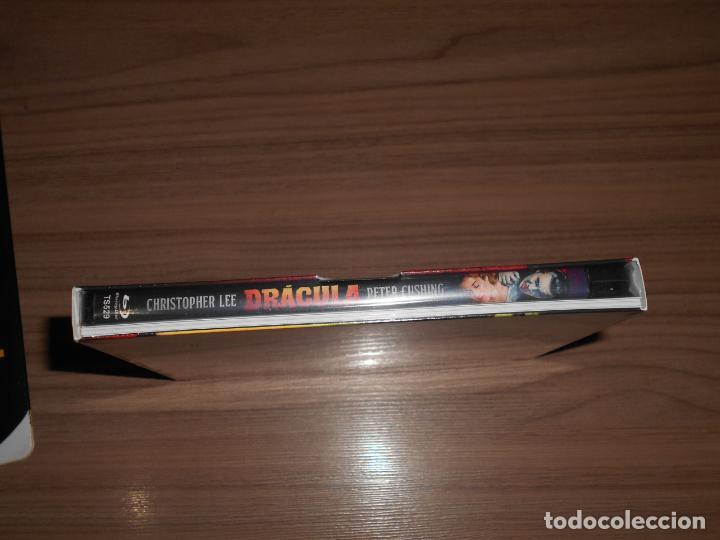 Cine: DRACULA HORROR of DRACULA Edicion especial BLU-RAY DISC + Postales NUEVO PRECINTADO - Foto 4 - 226442495