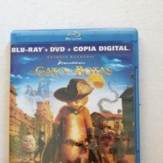 Cine: EL GATO CON BOTAS.. Lote 226748295