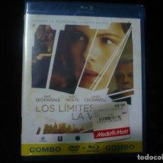 Cinéma: LOS LIMITES DE LA VERDAD - COMBO BLURAY + DVD NUEVO PRECINTADO. Lote 228334865