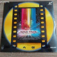Cine: STAR TREK.LASER DISC.LA PELICULA.NUEVA DE TIENDA.. Lote 229478075