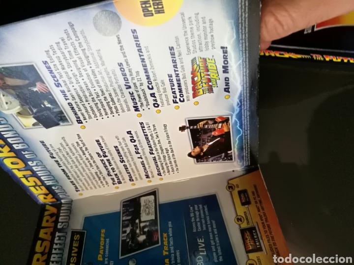 Cine: Regreso al futuro Trilogía BLU Ray 6 discos 25 aniversario Back to the future - Foto 3 - 230052335
