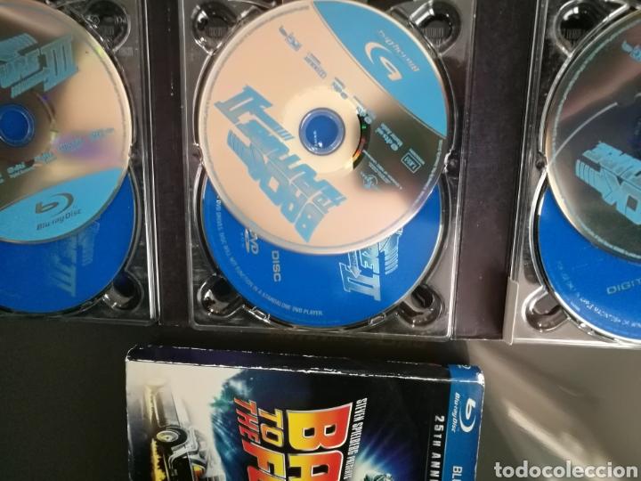 Cine: Regreso al futuro Trilogía BLU Ray 6 discos 25 aniversario Back to the future - Foto 4 - 230052335