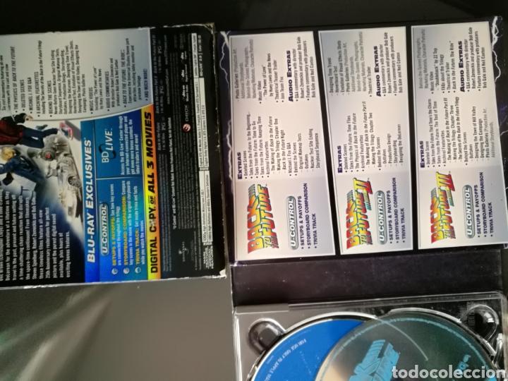 Cine: Regreso al futuro Trilogía BLU Ray 6 discos 25 aniversario Back to the future - Foto 5 - 230052335