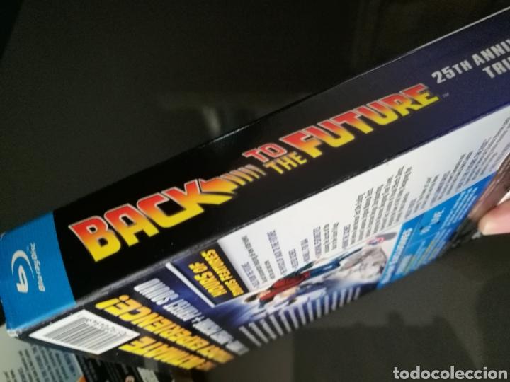 Cine: Regreso al futuro Trilogía BLU Ray 6 discos 25 aniversario Back to the future - Foto 6 - 230052335