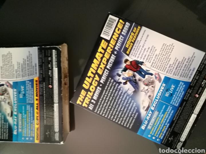 Cine: Regreso al futuro Trilogía BLU Ray 6 discos 25 aniversario Back to the future - Foto 7 - 230052335