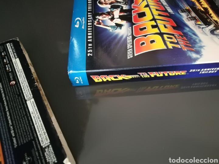 Cine: Regreso al futuro Trilogía BLU Ray 6 discos 25 aniversario Back to the future - Foto 8 - 230052335