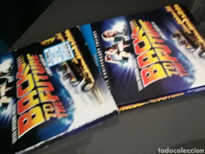 Cine: Regreso al futuro Trilogía BLU Ray 6 discos 25 aniversario Back to the future - Foto 9 - 230052335