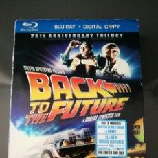 Cine: REGRESO AL FUTURO TRILOGÍA BLU RAY 6 DISCOS 25 ANIVERSARIO BACK TO THE FUTURE. Lote 230052335