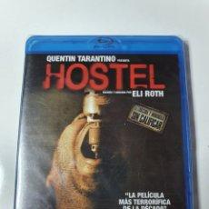 Cinéma: HOSTEL - QUENTIN TARANTINO, PRESENTA HOSTEL, ESCRITA Y DIRIGIDA POR ELI ROTH, NUEVO SIN ESTRENAR.. Lote 230395780