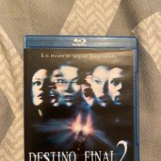 Cine: DESTINO FINAL 2 BLURAY DESCATALOGADO. Lote 230464110