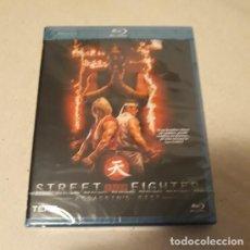 Cine: BLU-RAY STREET FIGHTER : ASSASSIN´S FIST ¡NUEVO!. Lote 231999545