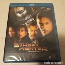 Cine: BLU-RAY STREET FIGHTER (LA LEYENDA) ¡NUEVO!. Lote 232131335
