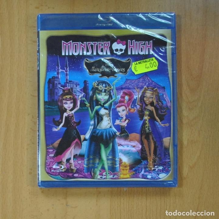 MONSTER HIGH - BLU RAY (Cine - Películas - Blu-Ray Disc)