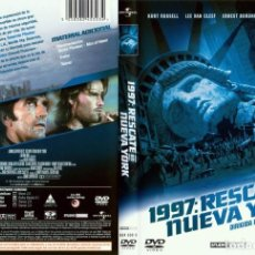 Cine: 1997 RESCATE EN NUEVA YORK BLU-RAY NUEVA PRECINTADA DESCATALOGADA. Lote 234065470