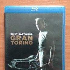 Cine: ENVIO INCLUIDO // BLU RAY GRAN TORINO. Lote 224591143