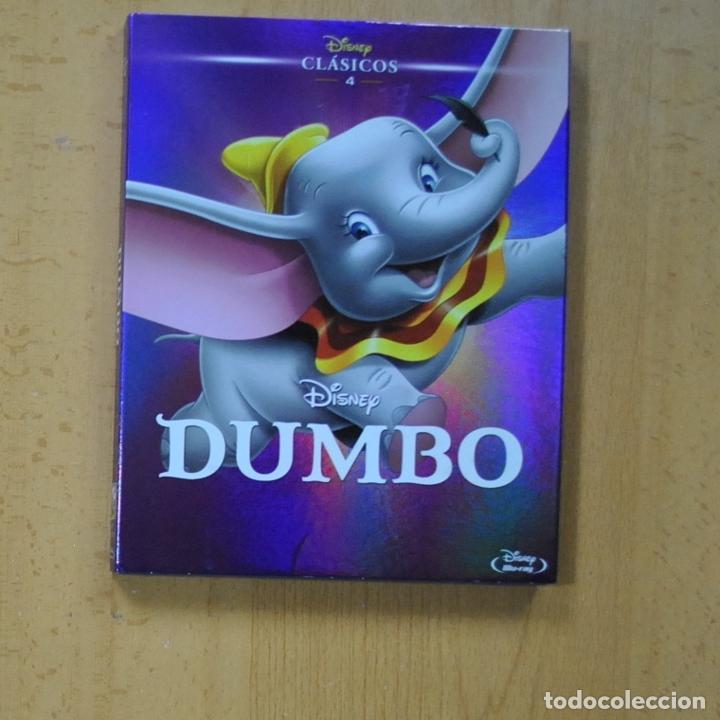 DUMBO - BLURAY (Cine - Películas - Blu-Ray Disc)
