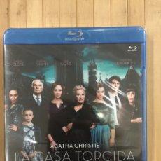 Cinema: LA CASA TORCIDA BLURAY - PRECINTADO -. Lote 235305670