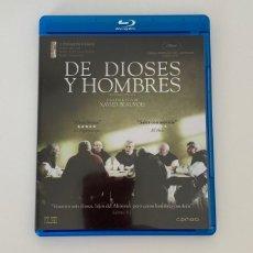 Cine: DE DIOSES Y HOMBRES (2010), BLU-RAY. Lote 236260910