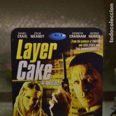 Cine: LAYER CAKE (BLU- RAY DISC). Lote 236551990