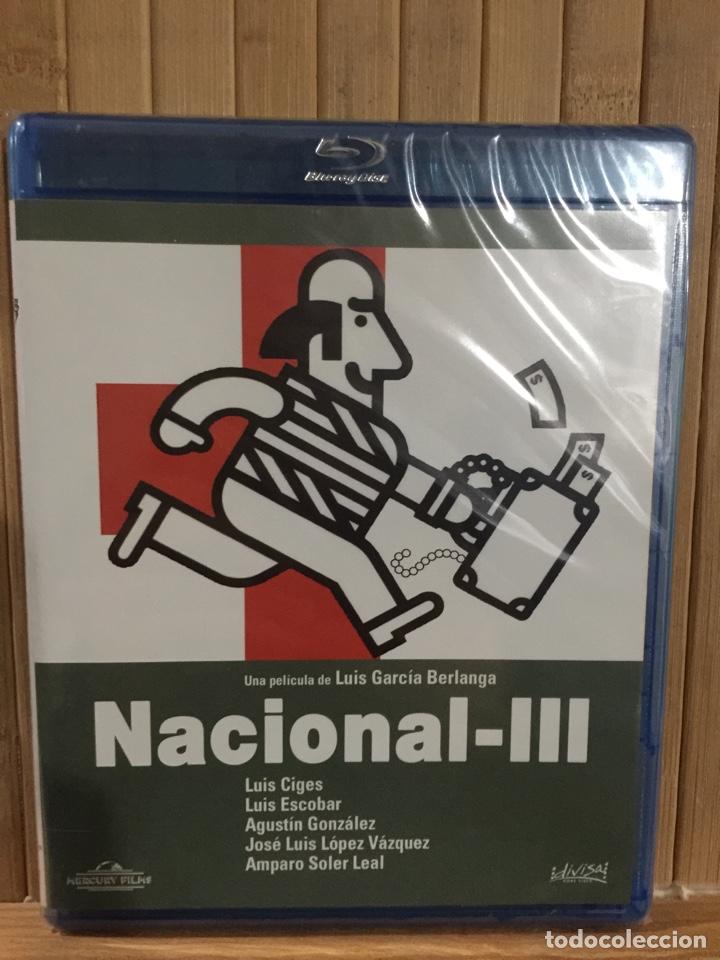NACIONAL - III BLURAY - PRECINTADO - (Cine - Películas - Blu-Ray Disc)