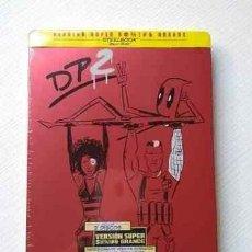 Cine: DEADPOOL 2 STEELBOOK BLU-RAY 2 DISCOS EDICION ESPAÑOLA NUEVO PRECINTADO. Lote 236859465