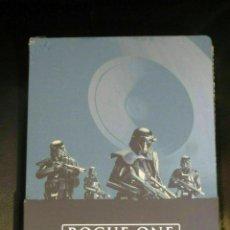 Cine: STAR WARS ROGUE ONE STEELBOOK BLU-RAY + 3D NUEVO PRECINTADO. Lote 236859995