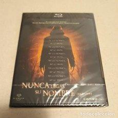 Cine: BLU-RAY NUNCA DIGAS SU NOMBRE ¡NUEVO!. Lote 236939875