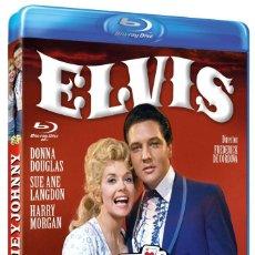 Cine: FRANKIE Y JOHNNY BLU-RAY DISC PRECINTADO ELVIS PRESLEY - DONNA DOUGLAS. Lote 237773915