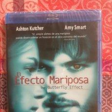 Cine: EL EFECTO MARIPOSA BLURAY PRECINTADO Y DESCATALOGADO. Lote 237853630