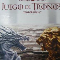 """Cine: JUEGO DE TRONOS """"BLUE RAY"""". Lote 239682390"""