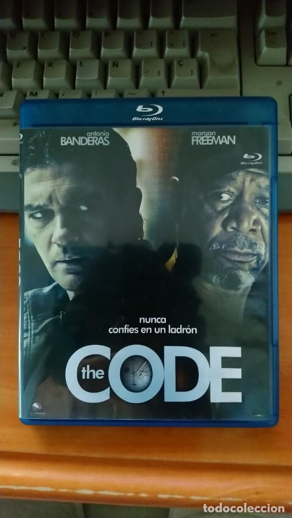 THE CODE (Cine - Películas - Blu-Ray Disc)