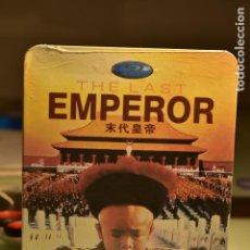 Cine: THE LAST EMPEROR- BERNARDO BERTOLUCCI (BLU- RAY DISC. ED. ESTUCHE METÁLICO) NUEVO, PRECINTADO. Lote 240463725