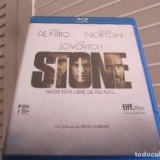 Cine: STONE ROBERT DE NIRO EDWARD NORTON MILLA JOVOVICH. Lote 241216965
