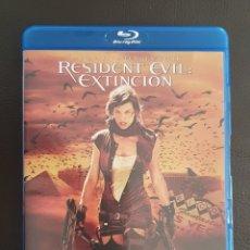 Cine: RESIDENT EVIL EXTINCION BLURAY COMO NUEVO. Lote 241452735