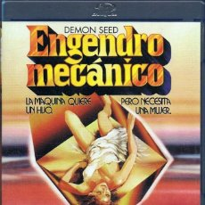 Cine: ENGENDRO MECÁNICO FRITZ WEAVER ( BLU - RAY). Lote 241738795