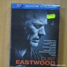 Cine: COLECCION CLINT EASTWOOD - BLURAY. Lote 241933355