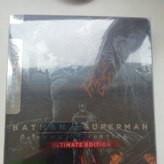 Cine: BATMAN VS SUPERMAN STEELBOOK BLUE-RAY. Lote 242257860