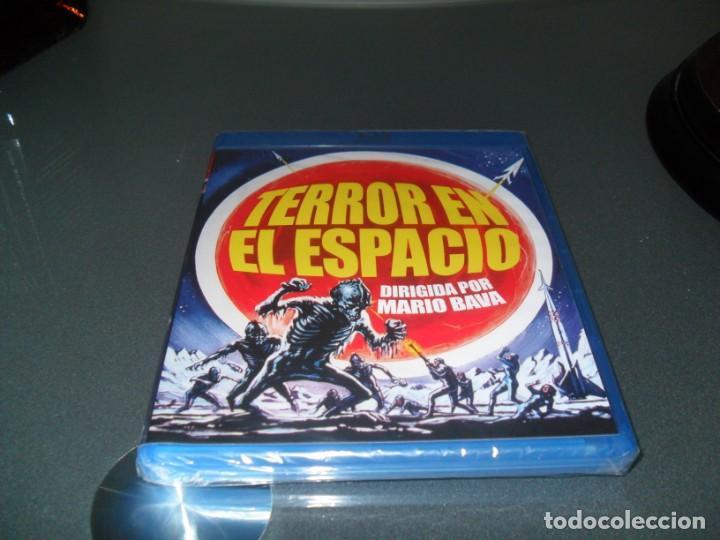 TERROR EN EL ESPACIO PRECINTADA (Cine - Películas - Blu-Ray Disc)