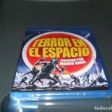 Cine: TERROR EN EL ESPACIO PRECINTADA. Lote 242454440